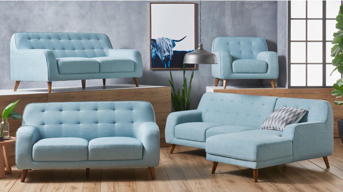buy brosnan fabric sofa harvey norman au rh harveynorman com au