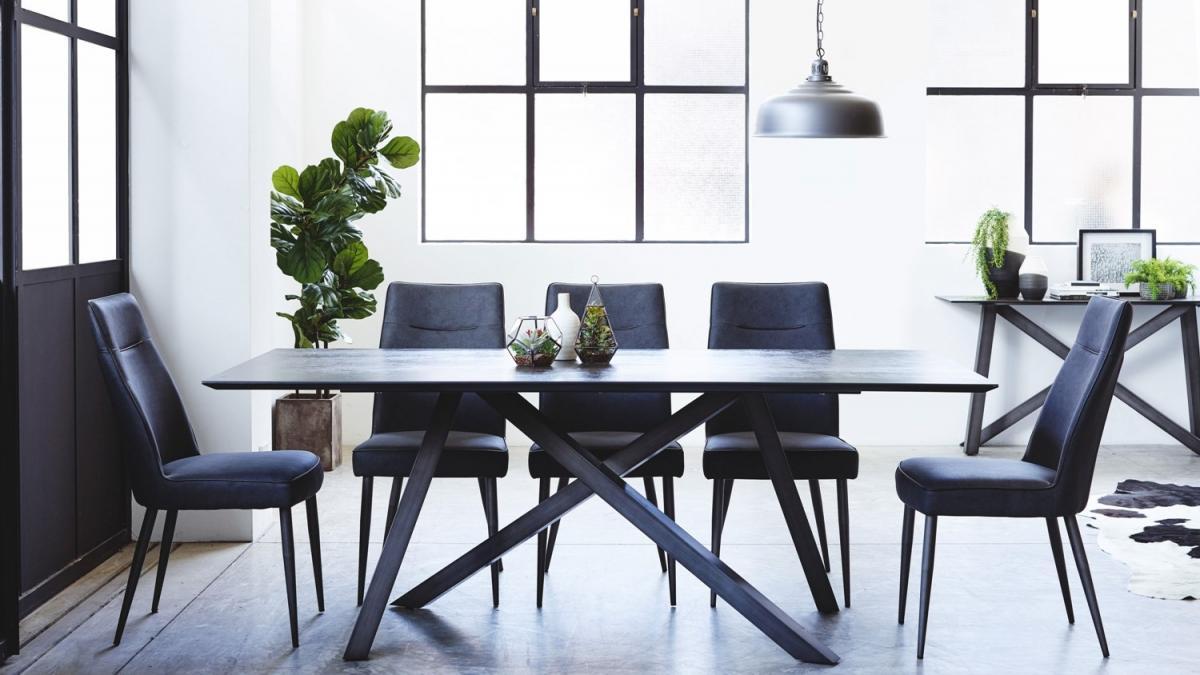 Buy Caesar Rectangular Dining Table Harvey Norman Au