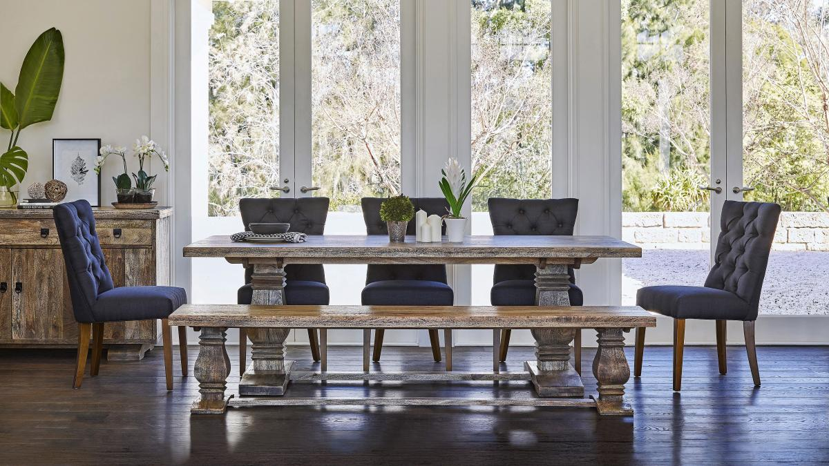 Buy Nebraska Rectangular Dining Setting Harvey Norman Au
