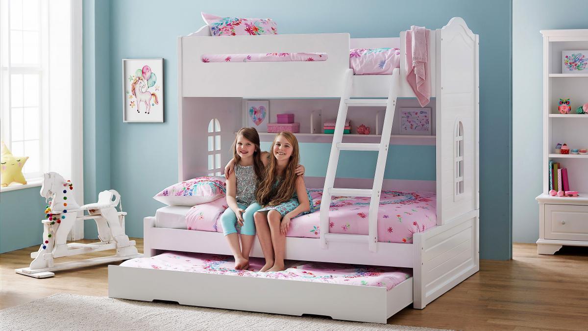 Picture of: Buy Luna Bunk Bed Harvey Norman Au