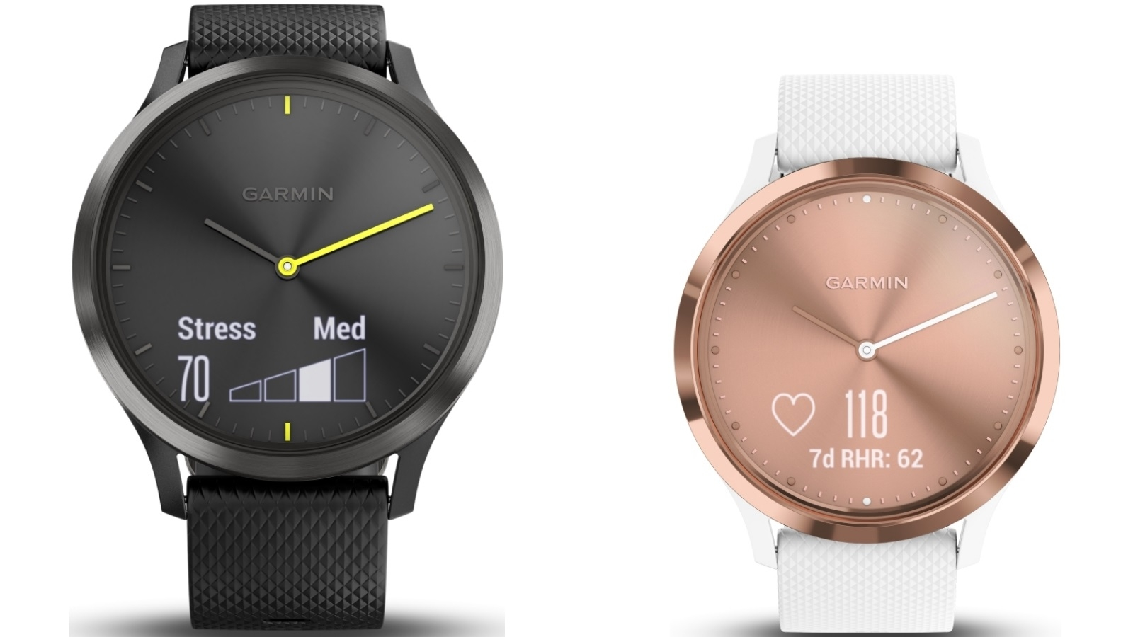 Image of Garmin Vivomove HR Smart Watch with Activity Tracking