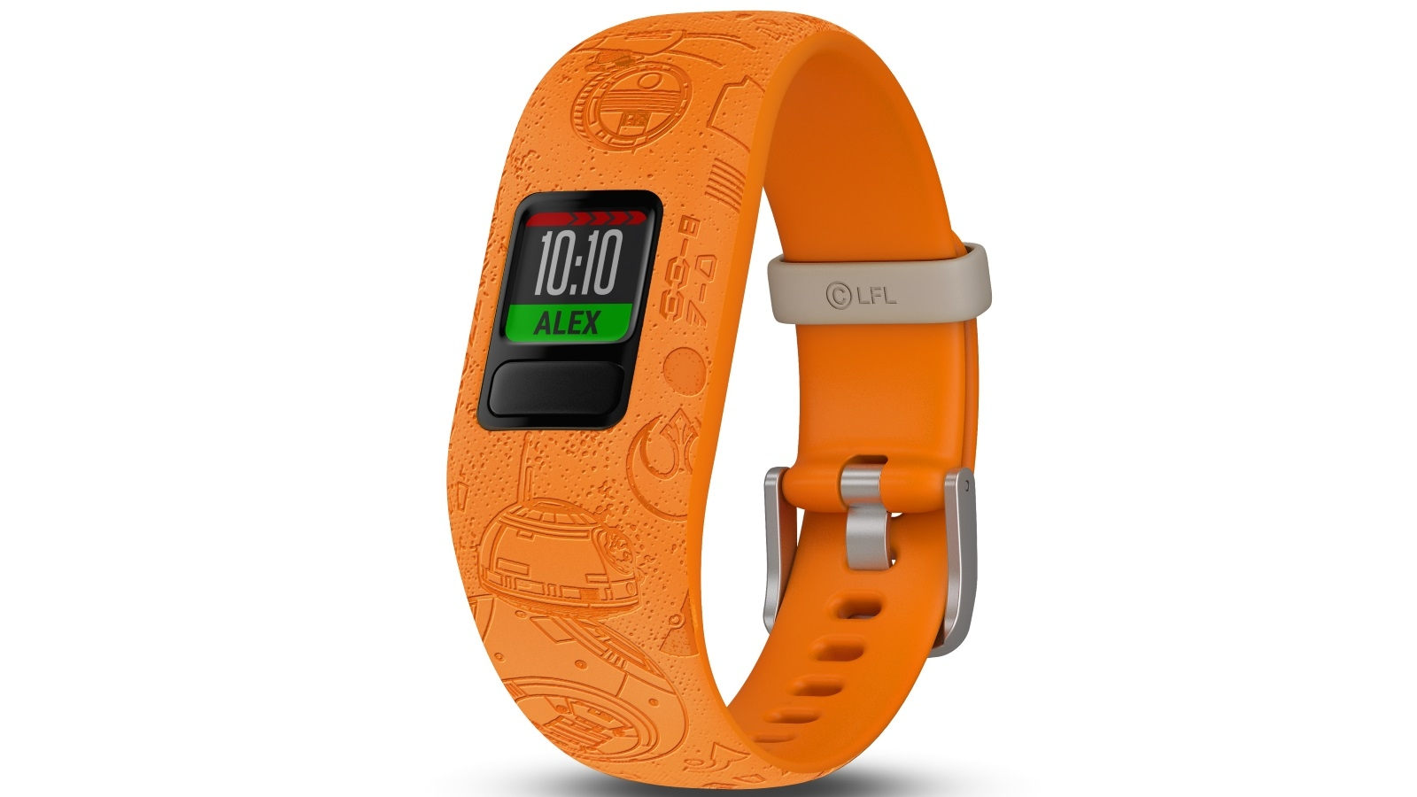 Image of Garmin Light Side Vivofit Jr 2 Adjustable Activity Tracker