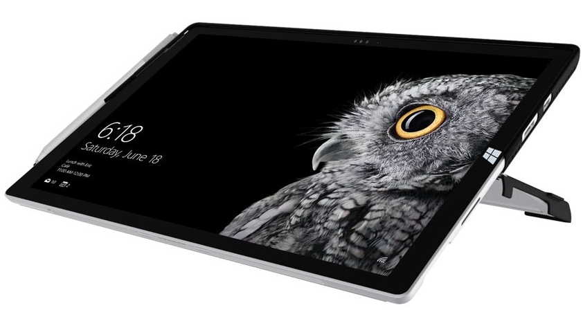 cheap for discount 38ee8 557eb Incipio Feather Case for Microsoft Surface Pro 2017 - Black