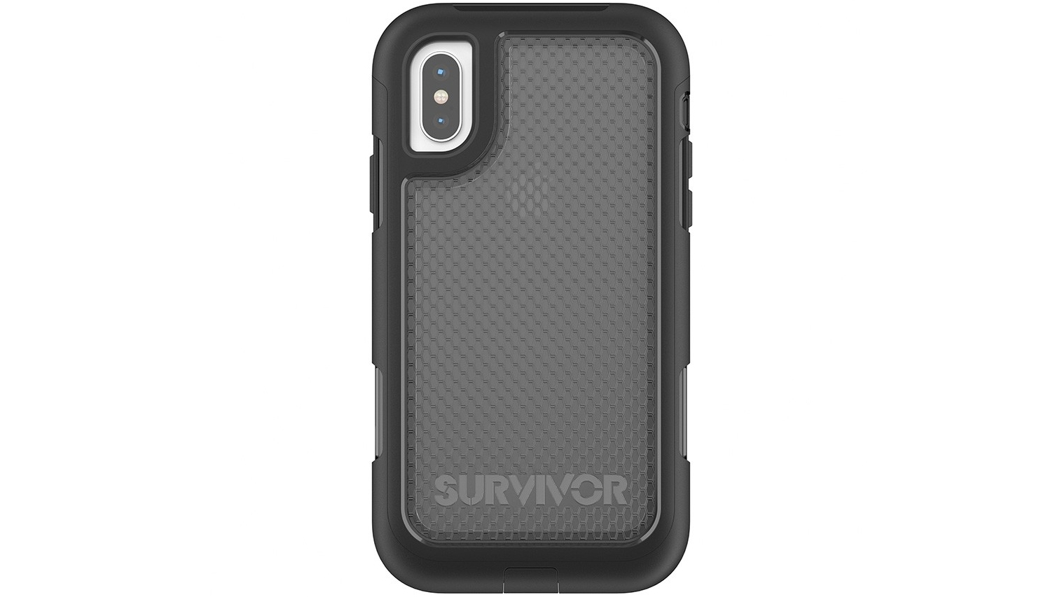 Buy Griffin Survivor Extreme Case for iPhone X - Black/Tint | Harvey ...
