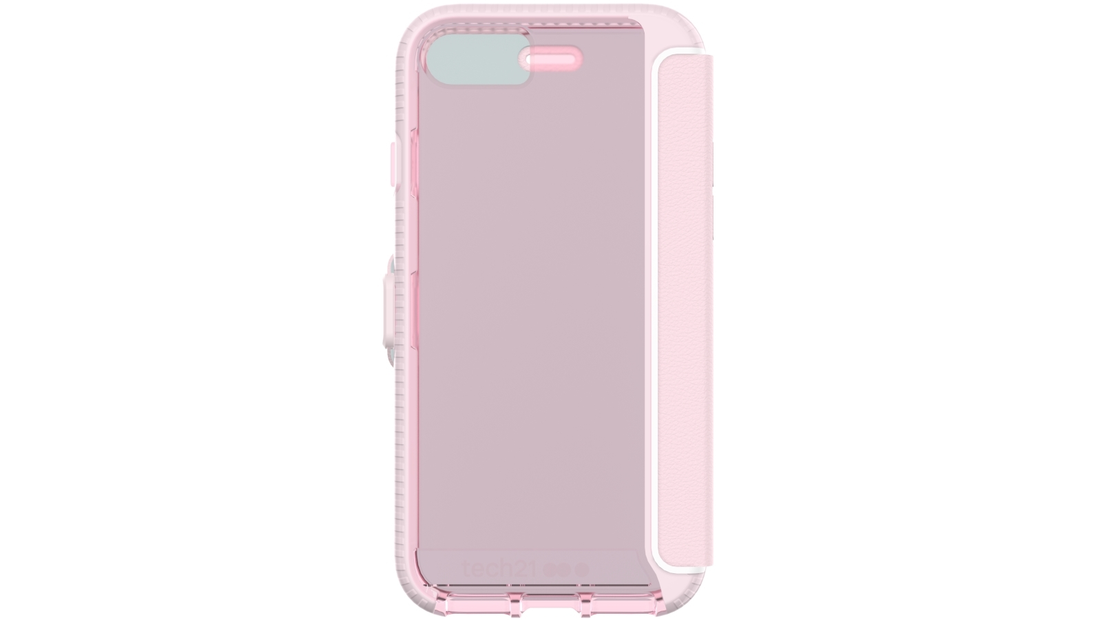 more photos 42570 6edef Tech21 Evo Wallet Case for iPhone 8 - Pink
