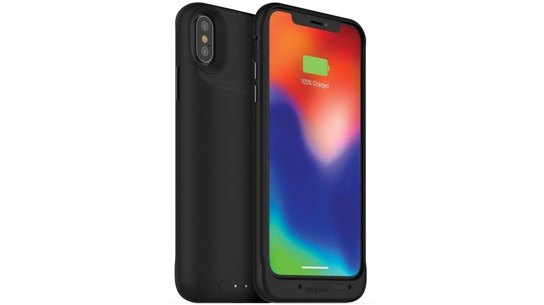Buy Mophie Juice Pack Air Protective 1720mah Battery Case For Iphone X Black Harvey Norman Au If you own an iphone x or an iphone 8, then this mophie wireless charger might be worth it, and the apple optimized: mophie juice pack air protective 1720mah battery case for iphone x black