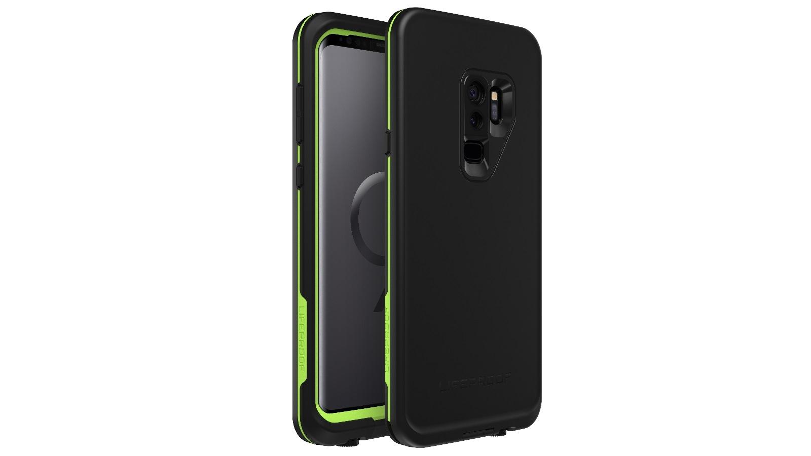wholesale dealer 36156 63367 Lifeproof Fre Samsung Galaxy S9 Plus Case - Black/Lime
