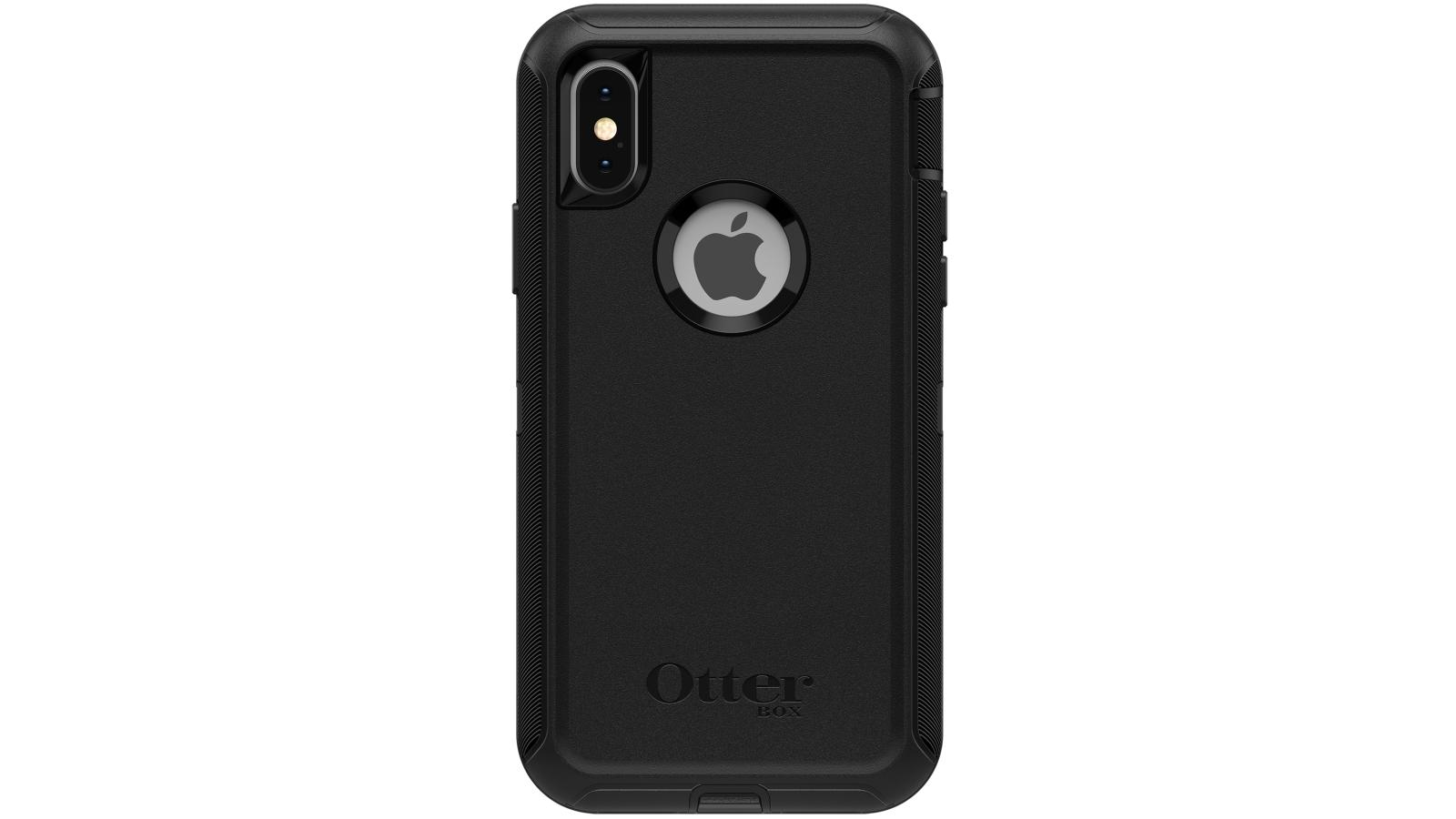 meet ea631 426dc OtterBox Defender Case iPhone XS - Black