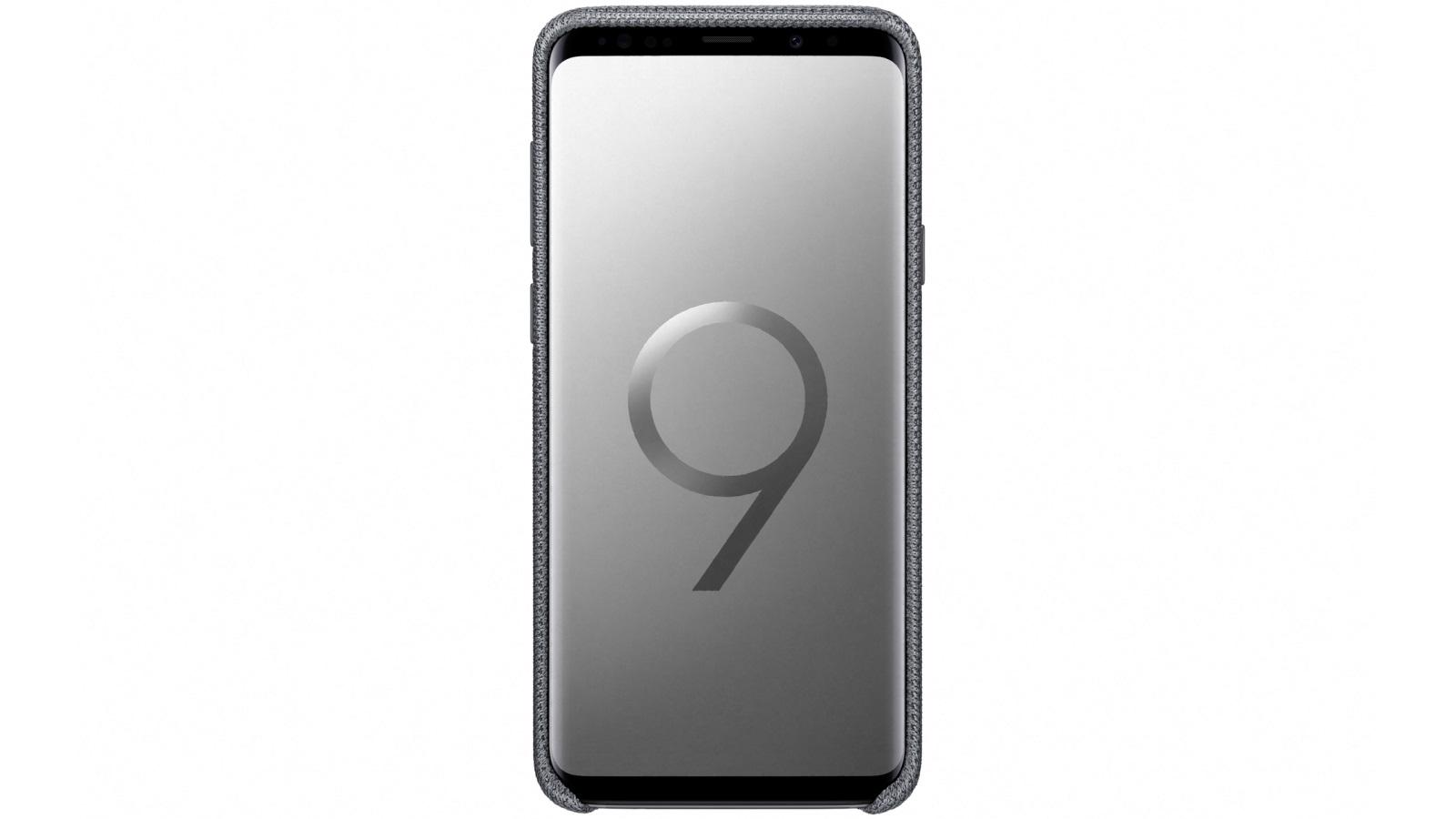 best website 2d9c5 3e482 Samsung Galaxy S9+ Hyperknit Case - Grey