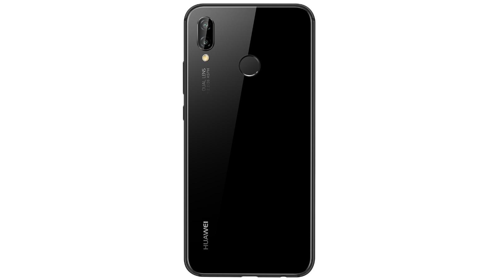 Huawei Nova 3E 64GB Smartphone - Black