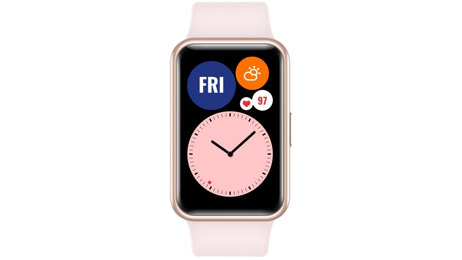 Image of Huawei Watch Fit - Sakura Pink