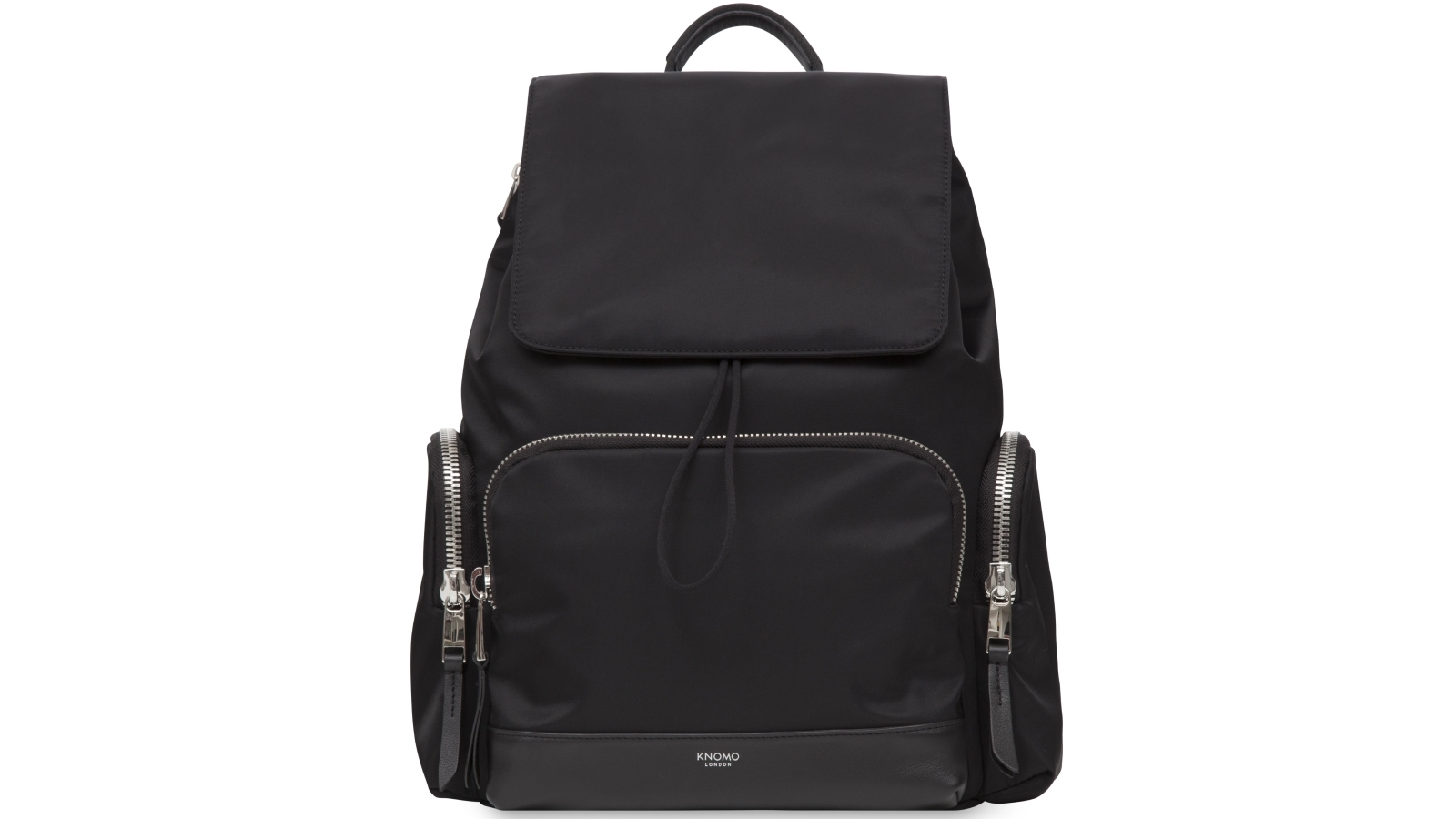 3e64fd956 Buy Knomo Mayfair Clifford 13-inch Laptop Backpack - Black | Harvey Norman  AU