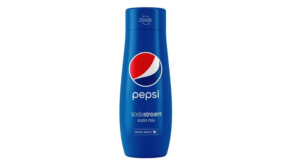 Image of SodaStream Soda Mix Pepsi 440ml Beverage Syrup