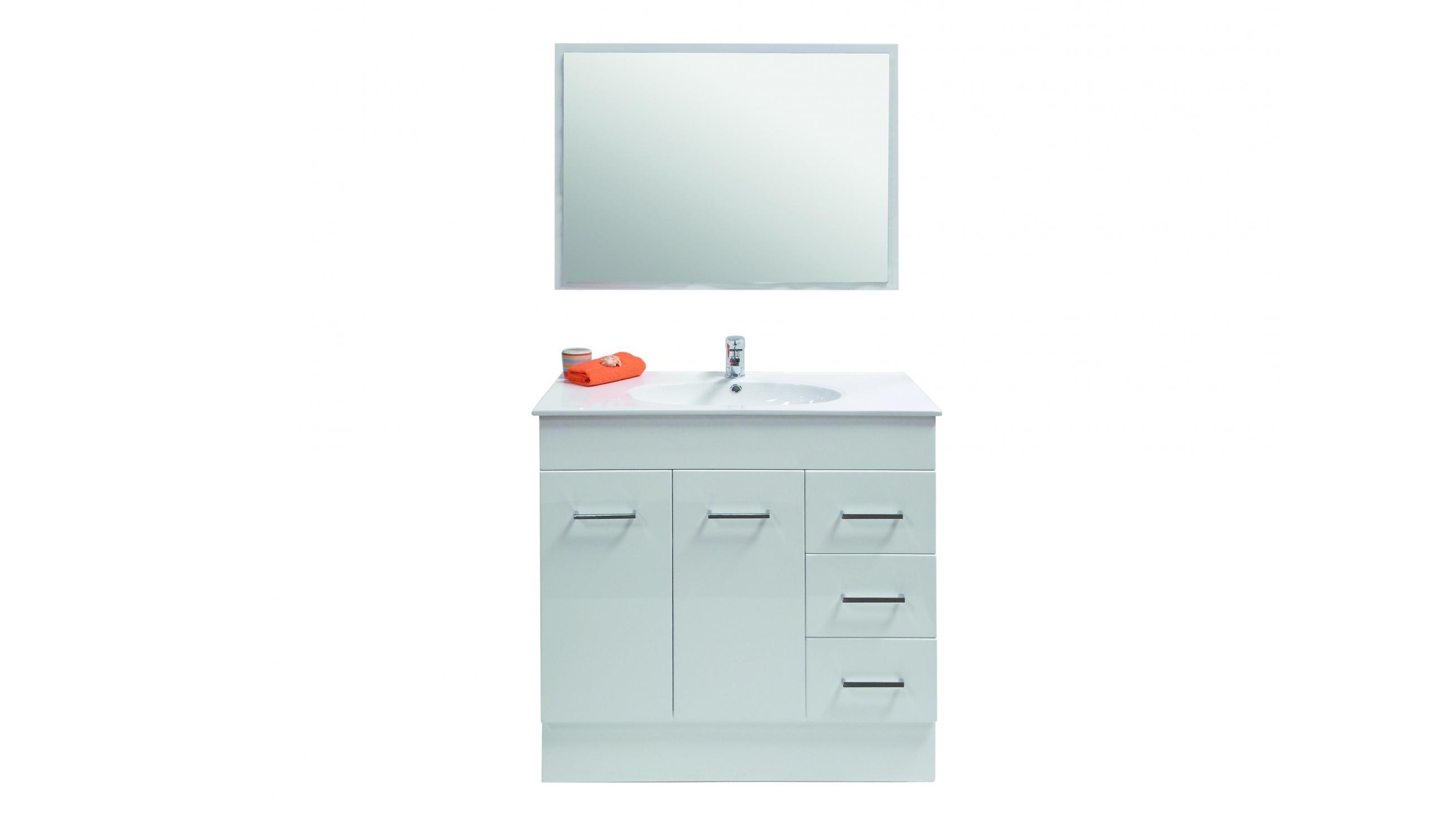 Buy Ledin Orion 900mm Vanity | Harvey Norman AU