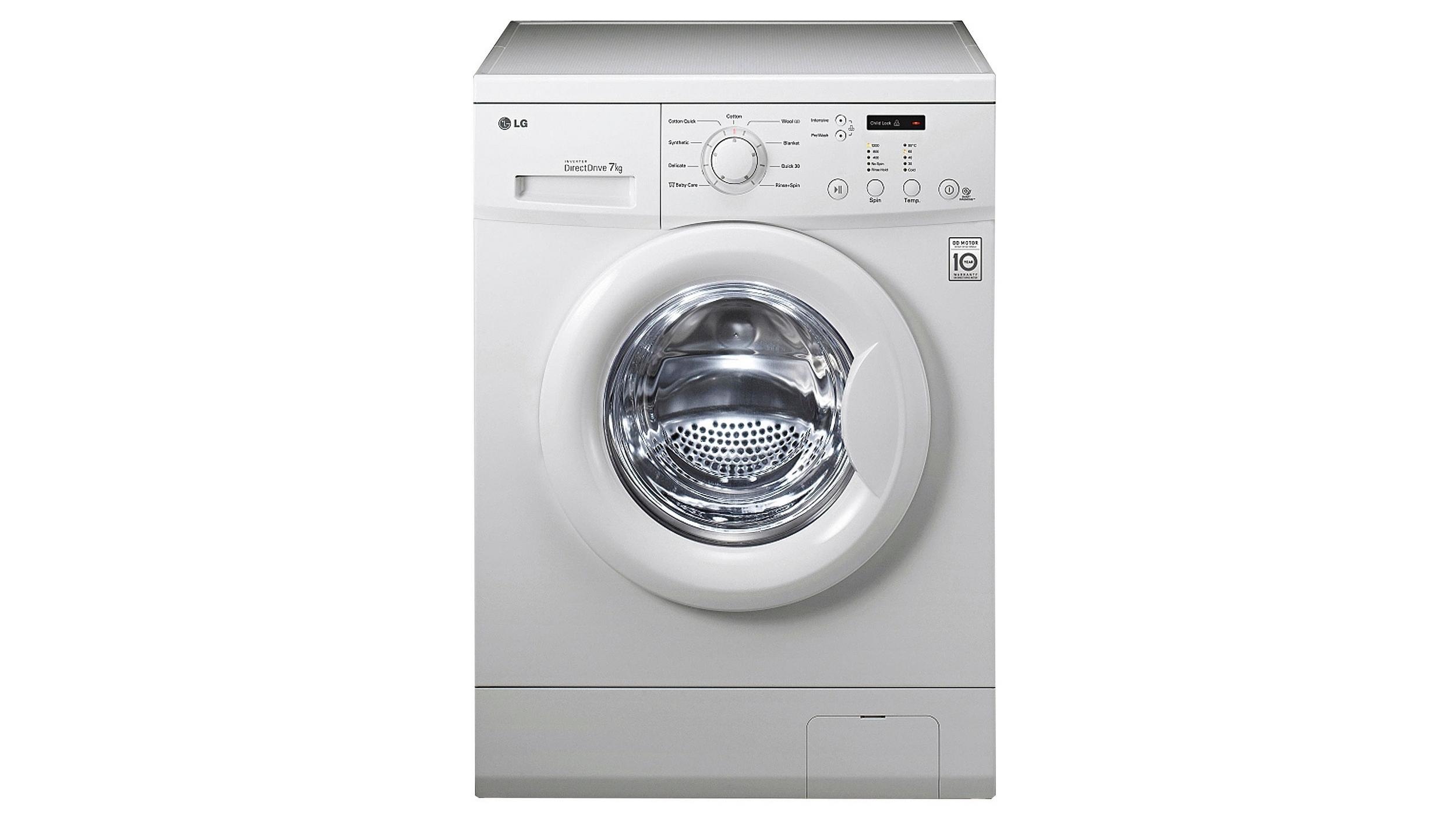 buy lg 7kg front loading washing machine harvey norman au