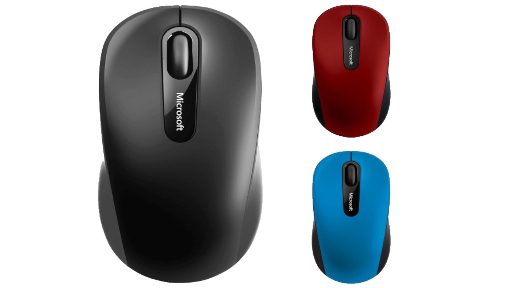 Microsoft 3600 Bluetooth Wireless Mouse
