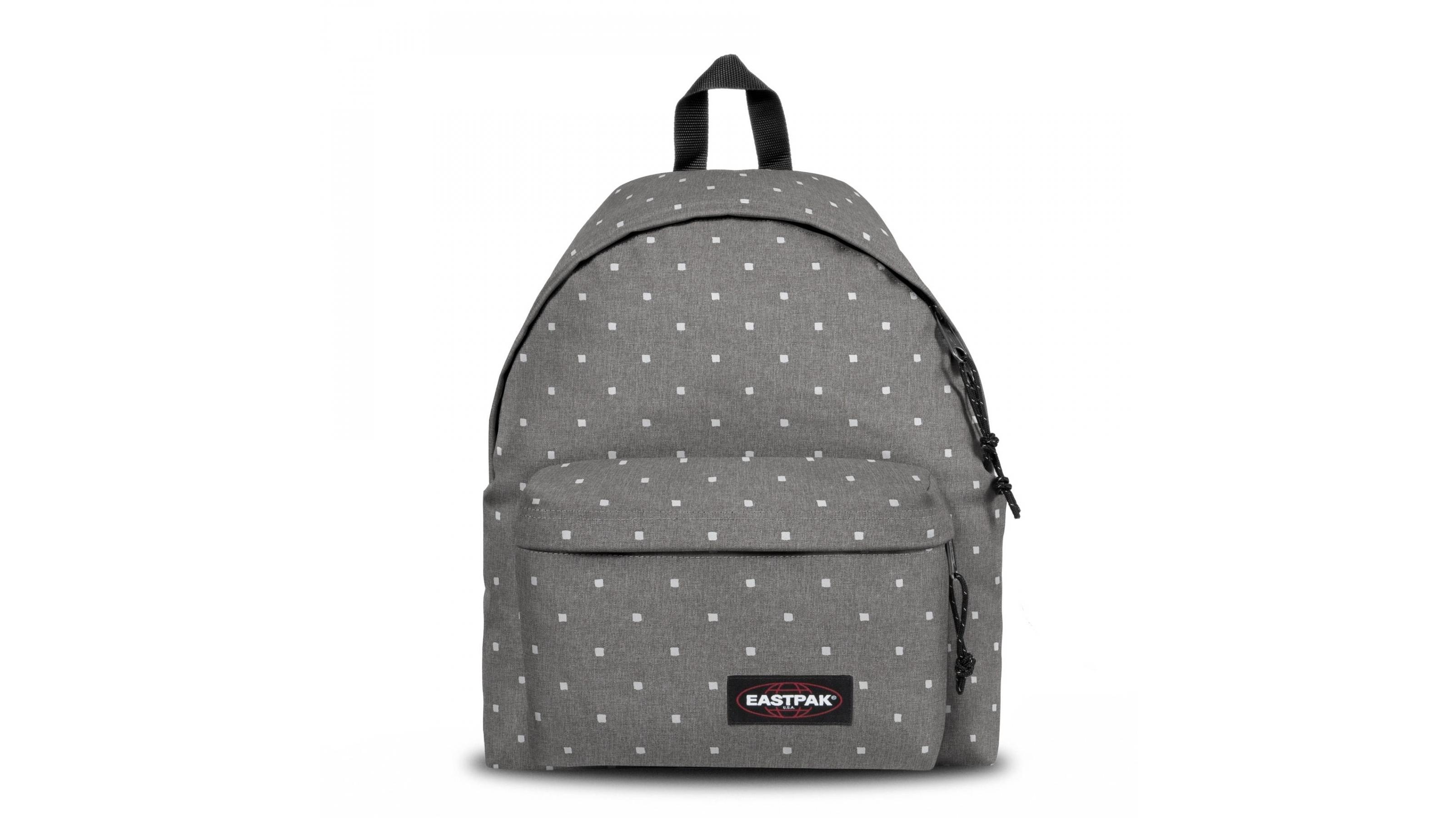 brede variëteiten nieuwe stijl koop het beste Eastpak Padded Pak'r Backpack - White Squares