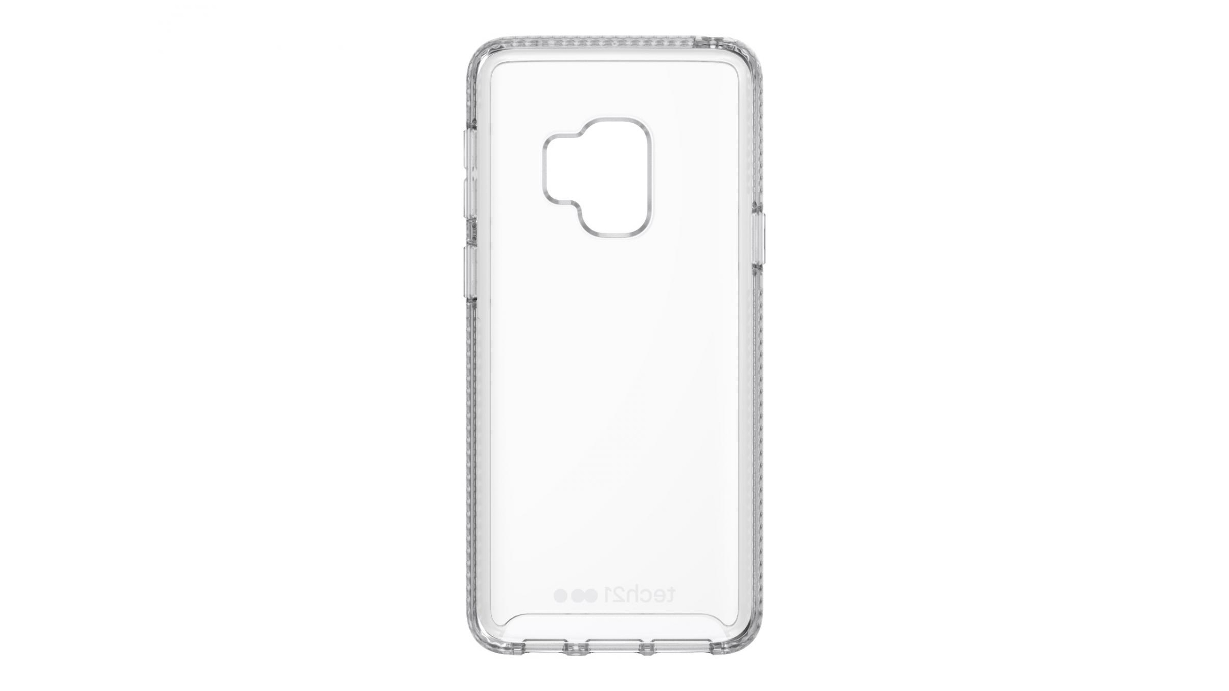 factory authentic 5602a 90093 Tech21 Pure Case for Samsung Galaxy S9 - Clear
