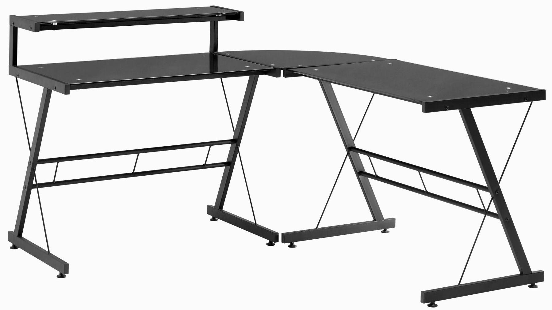 Buy Lex Corner Desk Harvey Norman Au