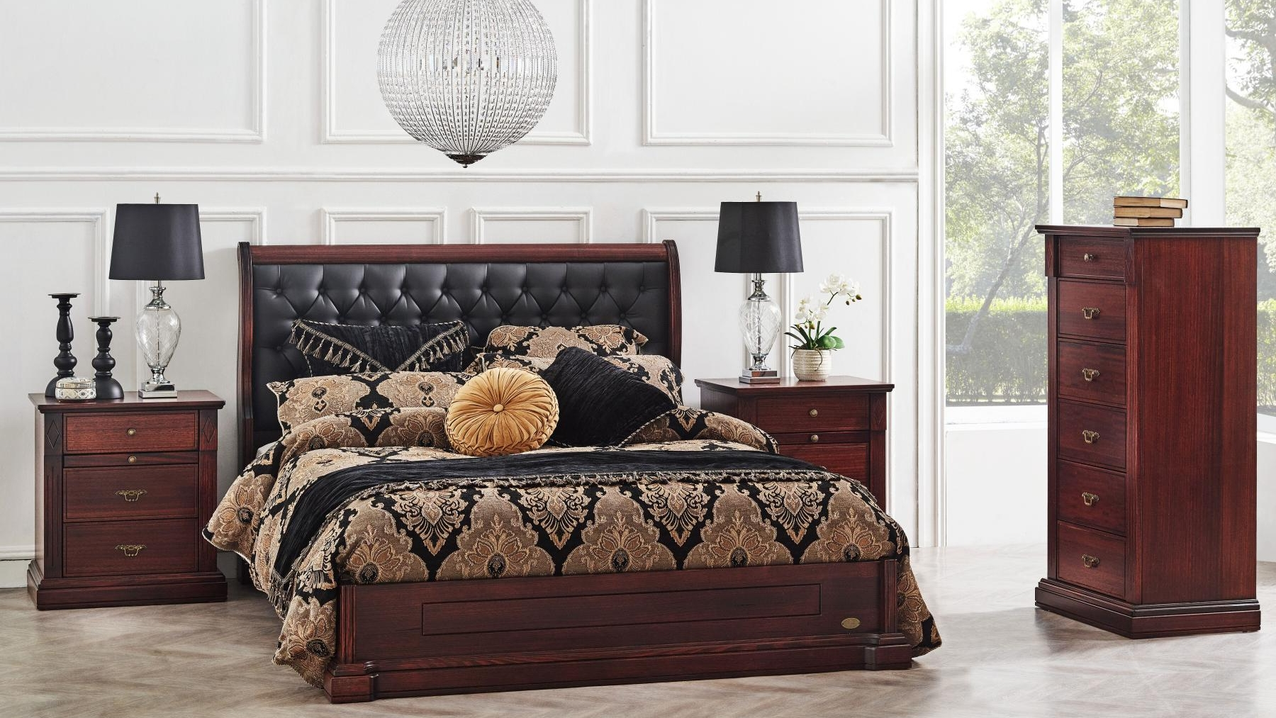 Picture of: Buy Charlotte King Bed Harvey Norman Au