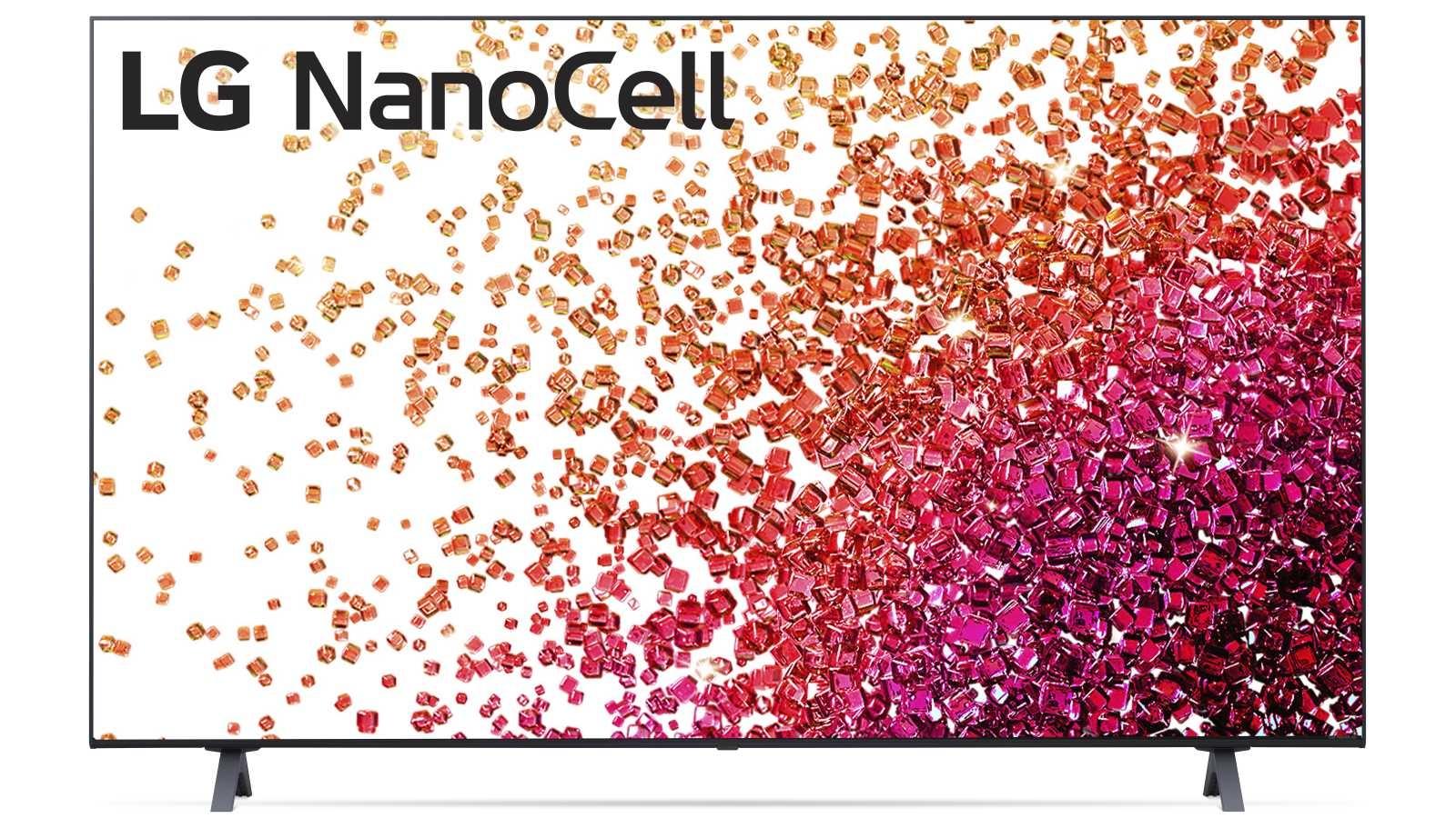 Image of LG 55-inch Nano75 4K UHD NanoCell LED LCD Ai ThinQ Smart TV