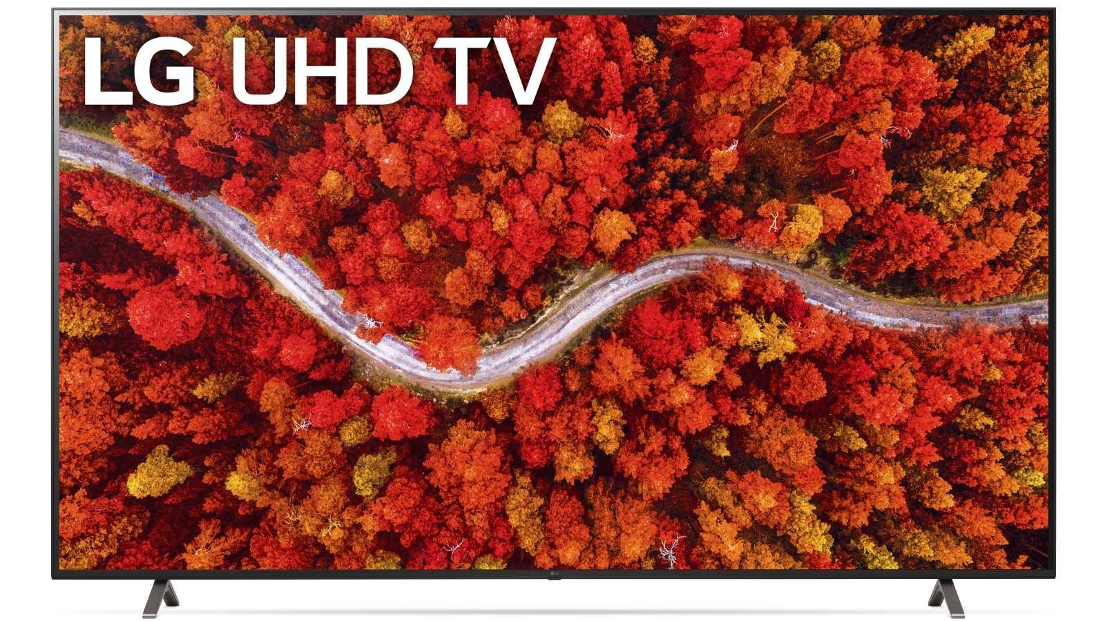 Image of LG 75-inch UP8000 4K UHD LED LCD Ai ThinQ Smart TV