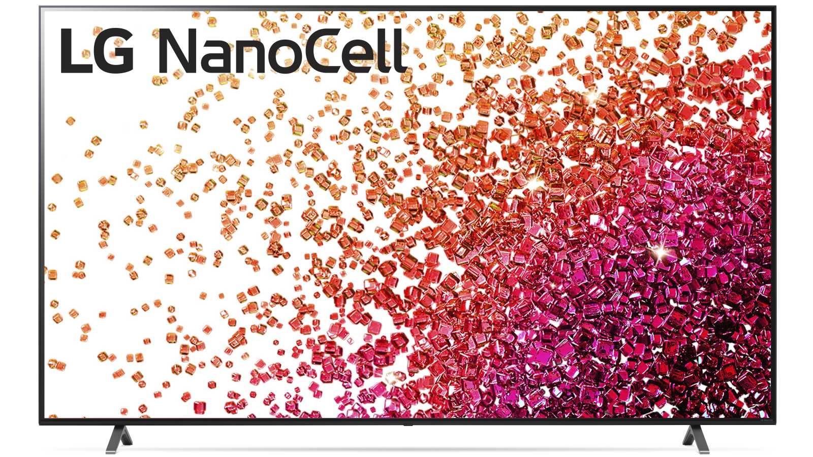Image of LG 86-inch Nano75 4K UHD NanoCell LED LCD Ai ThinQ Smart TV