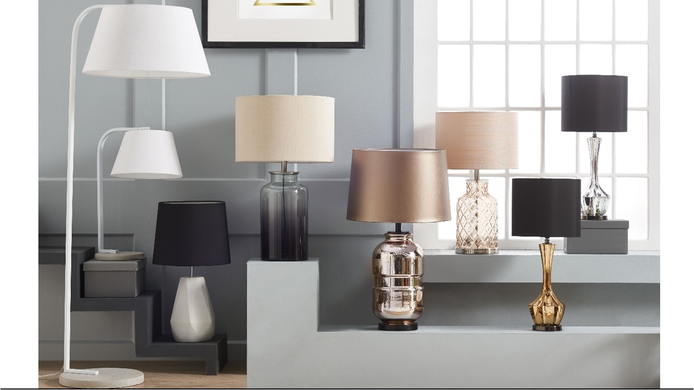 Buy joii white cement table lamp harvey norman au aloadofball Gallery