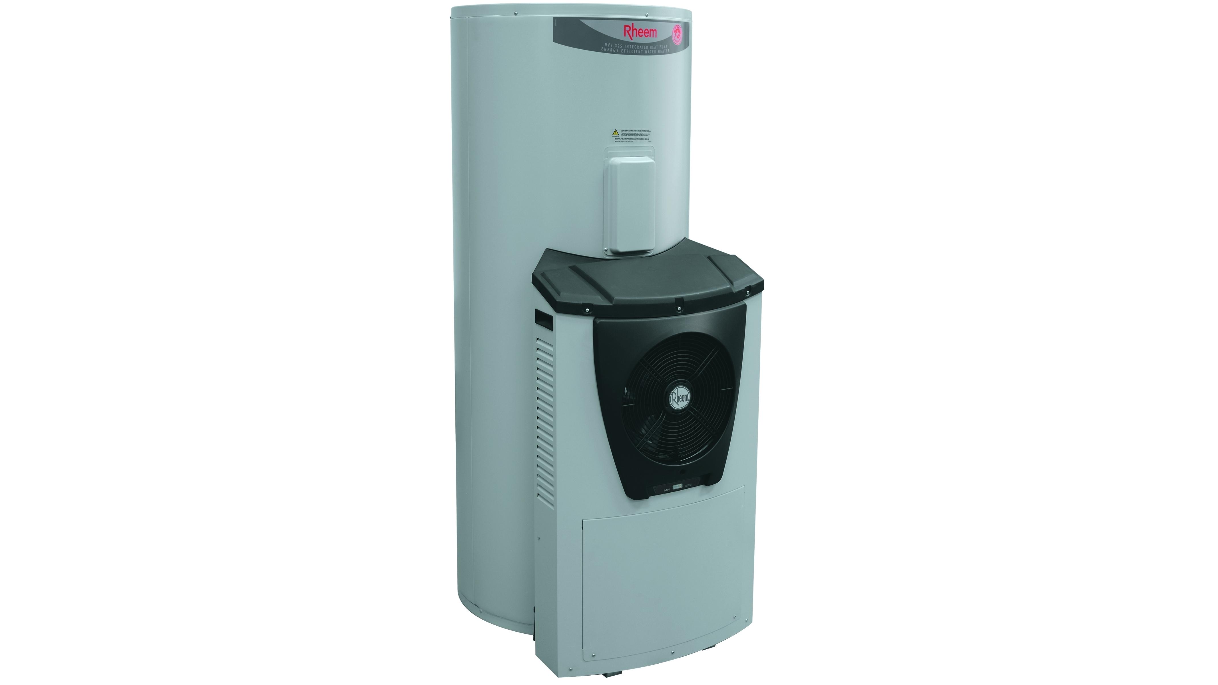 Buy Rheem Mpi-325 Series II Electric Heat Pump Hot Water System ...