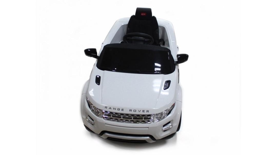 Rastar Range Rover Evoque White RC RideOn With a Top Speed of 4km