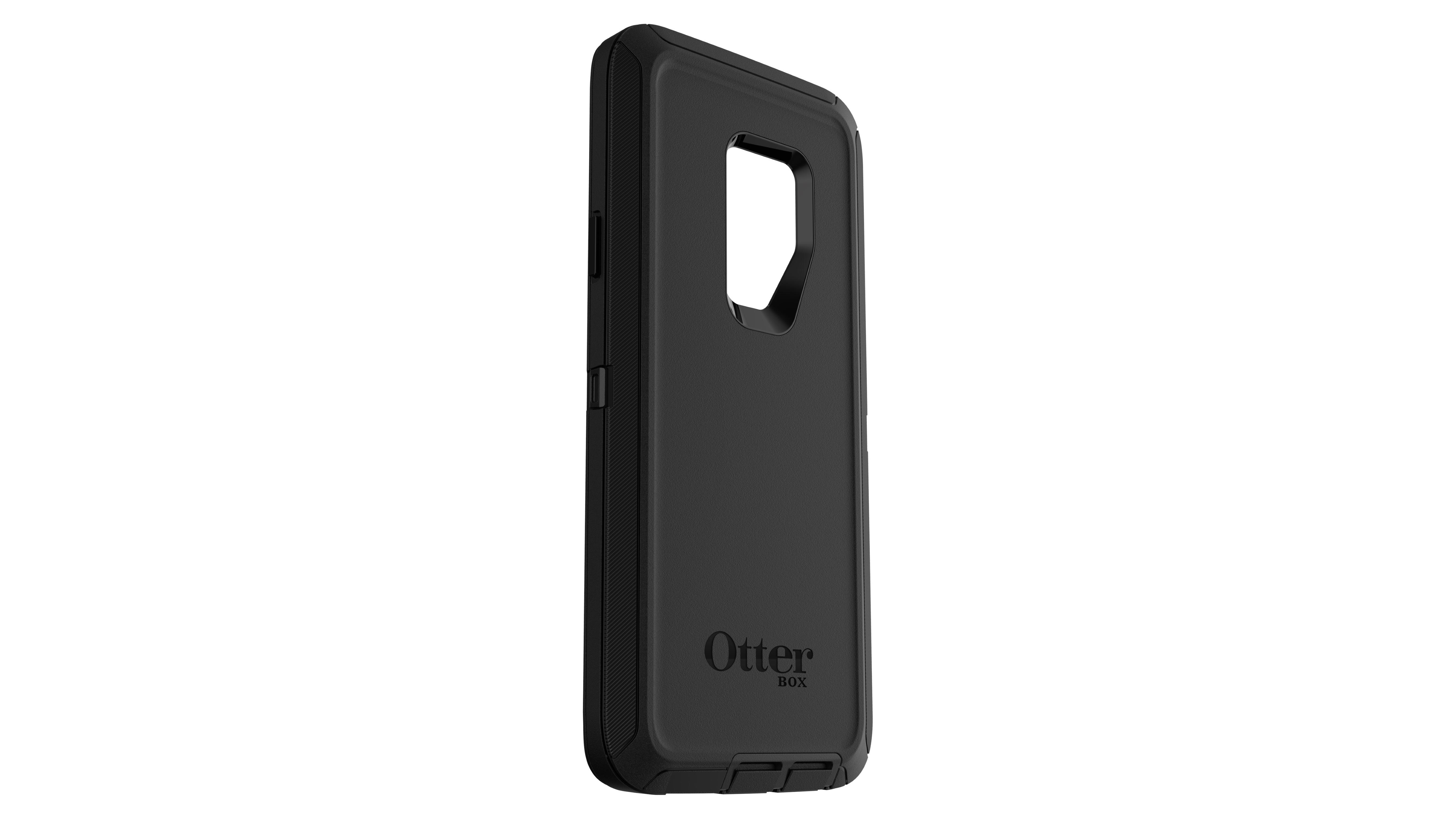 buy online 1cb76 2fb00 OtterBox Defender Case for Samsung Galaxy S9+ - Black