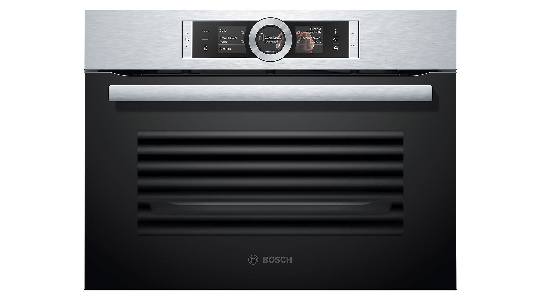 buy bosch 600mm 8 series combination steam oven stainless steel