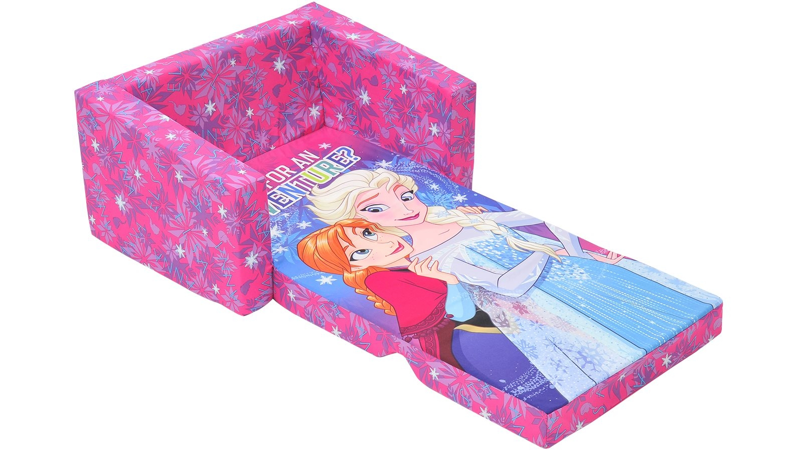 Disney Frozen Kids Flip Out Sofa