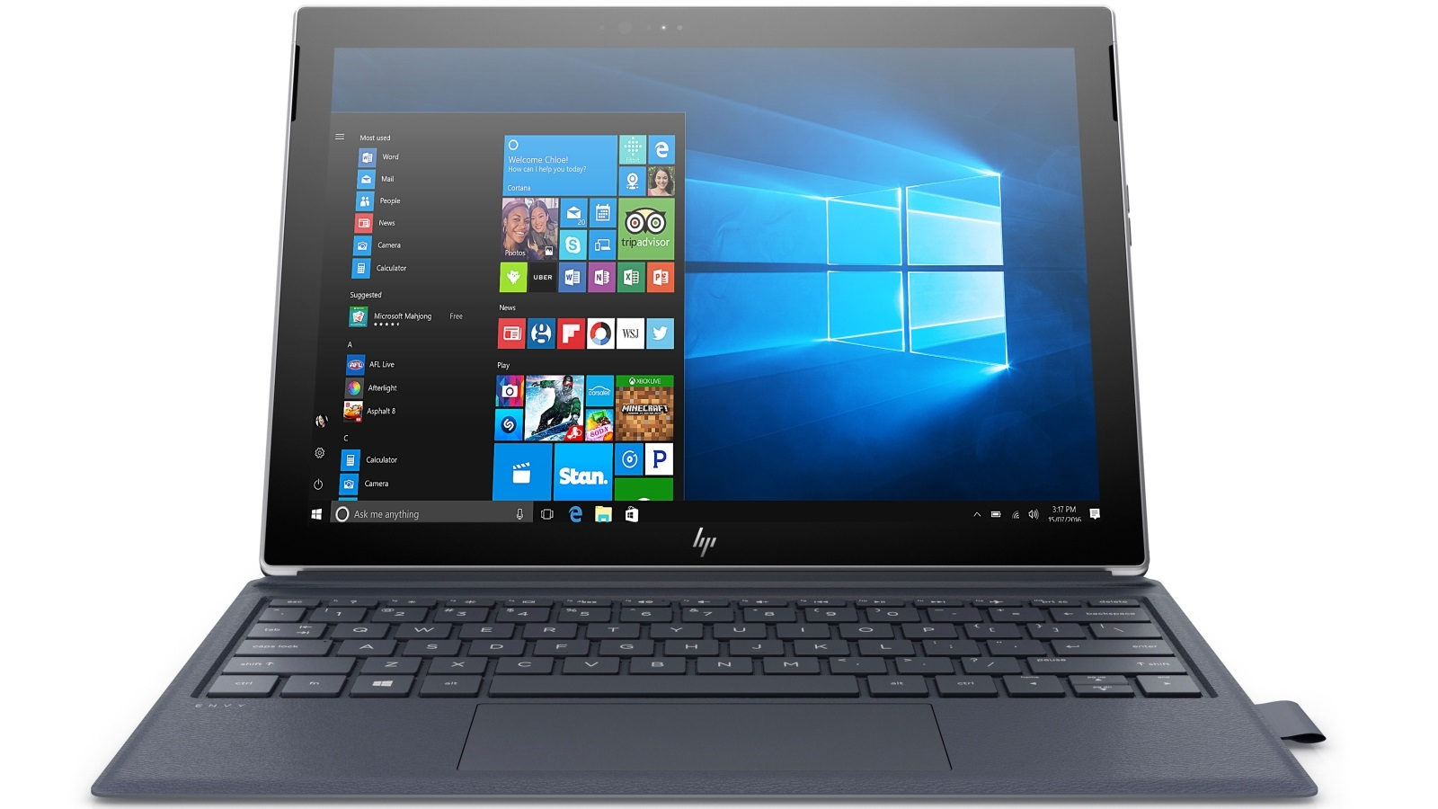 HP Envy X2 12-E001TU 2-in-1 4G Connected Laptop