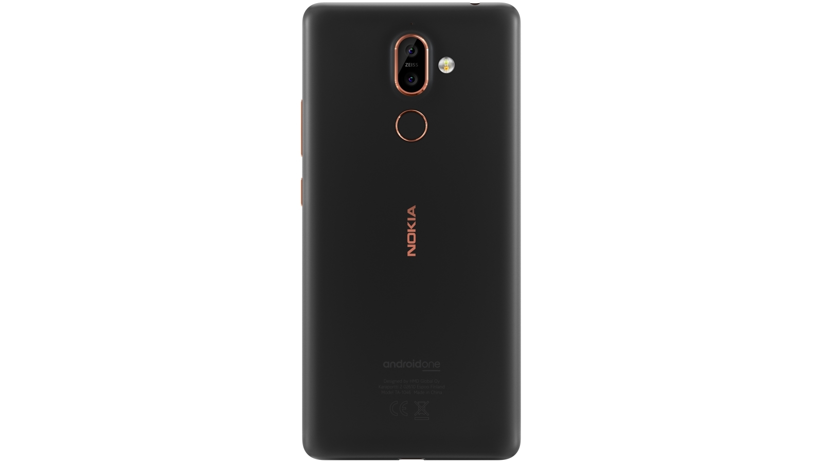 more photos 111c5 3c80f Nokia 7 Plus with Android One - Black Copper