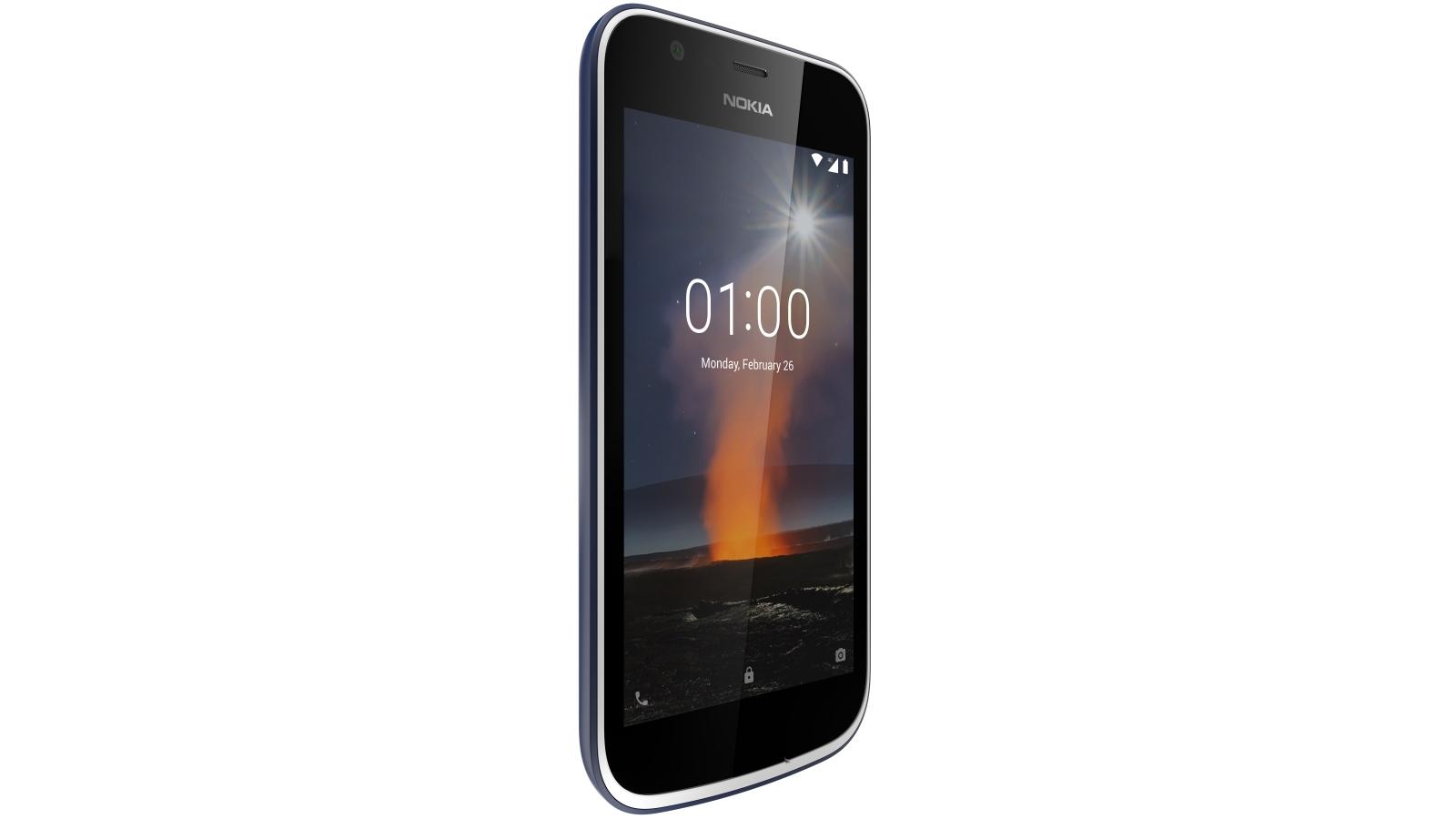 on sale cad0a 97cb6 Nokia 1 - Dark Blue
