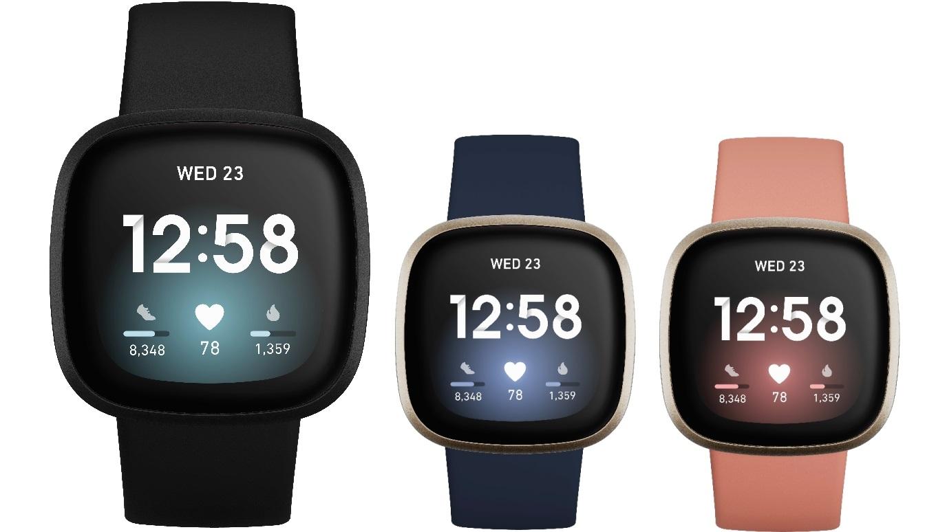 Buy Fitbit Versa 3 Advanced Fitness Watch | Harvey Norman AU