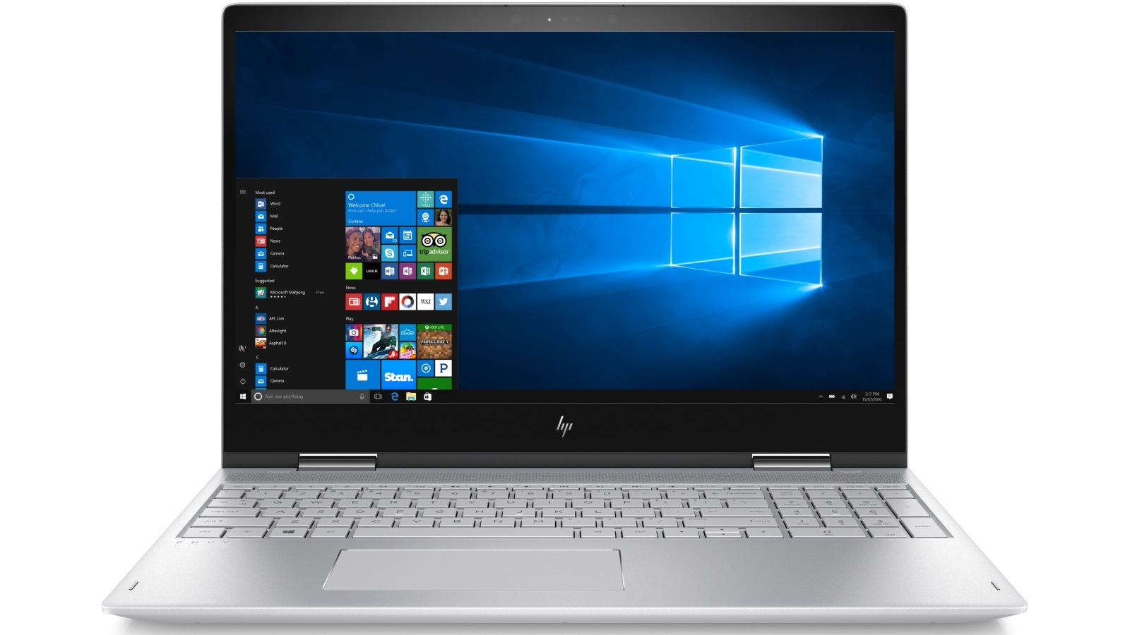 HP Envy X360 15-CN0003TU 15 6-inch 2-in-1 Laptop