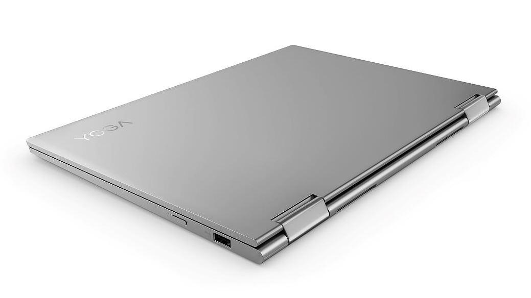 buy lenovo yoga 730 2u 13 3 inch 2 in 1 modern pc laptop silver