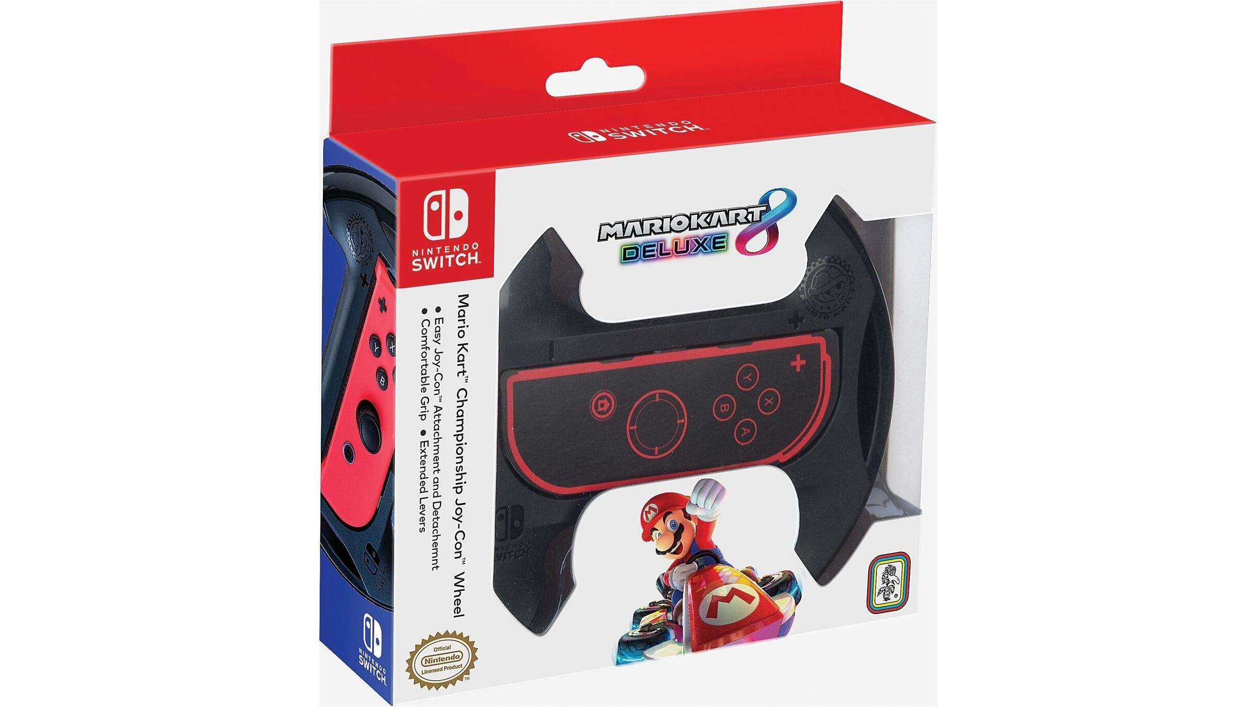 RDS Mariokart Joy Con Wheel for Nintendo Switch