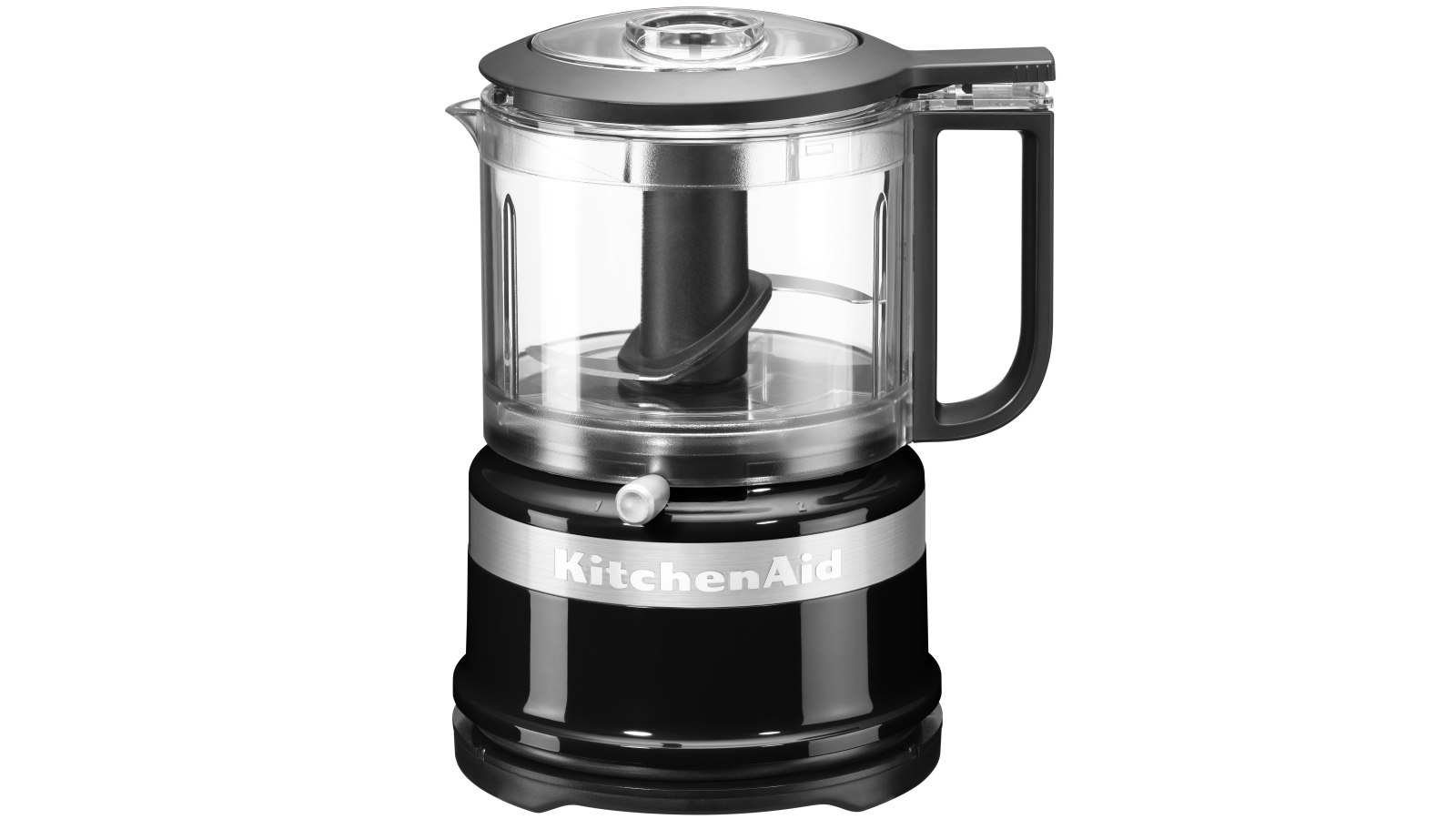 Buy Kitchenaid 3 5 Cup Mini Food Chopper Onyx Black Harvey Norman Au