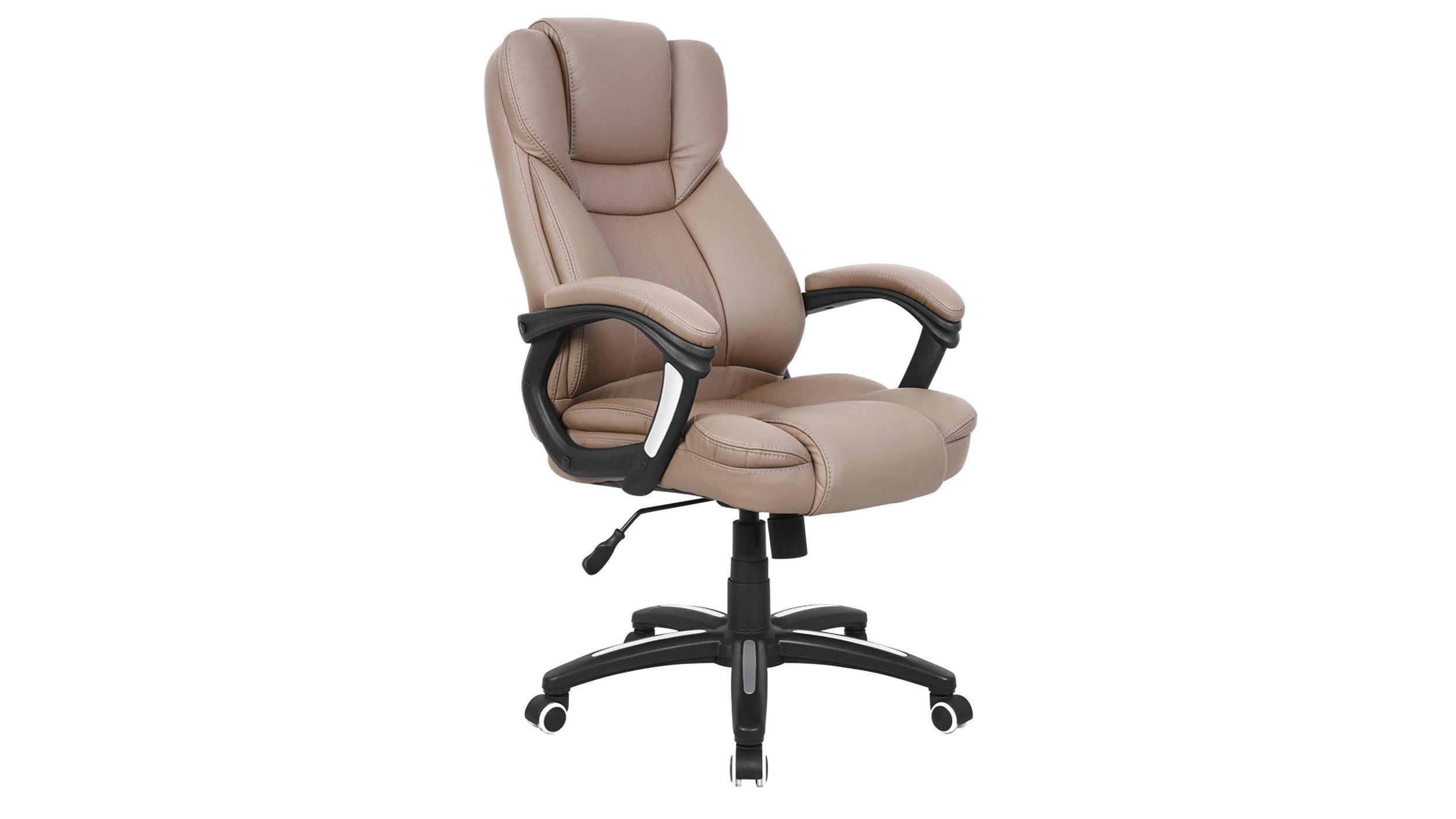 Buy Brighton Office Chair Mushroom Harvey Norman Au