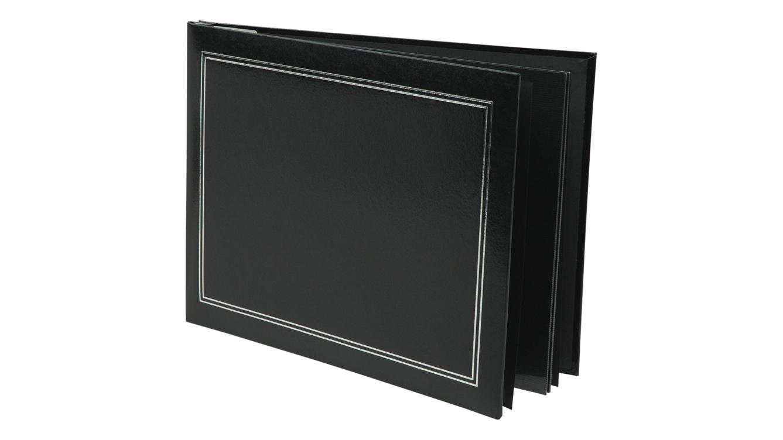 Image of UR1 NCL Self Adhesive Jumbo Photo Album - Black