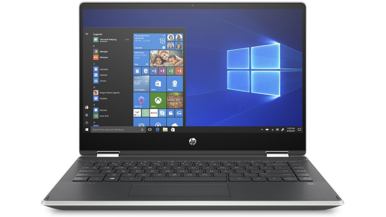 HP Pavilion X360 14-DH0018TU 2-in-1 Laptop