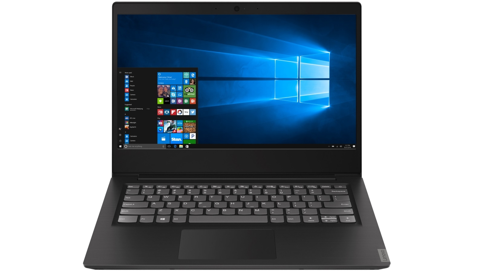 Image of Lenovo IdeaPad S145 14-inch A6-9225/4GB/128GB SSD Laptop