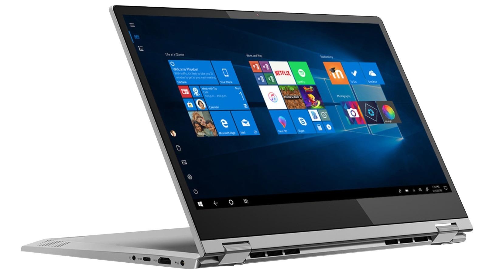 Cheap Lenovo Ideapad C340 14 Inch I5 10210u 8gb 512gb Ssd 2 In 1 Device Harvey Norman Au