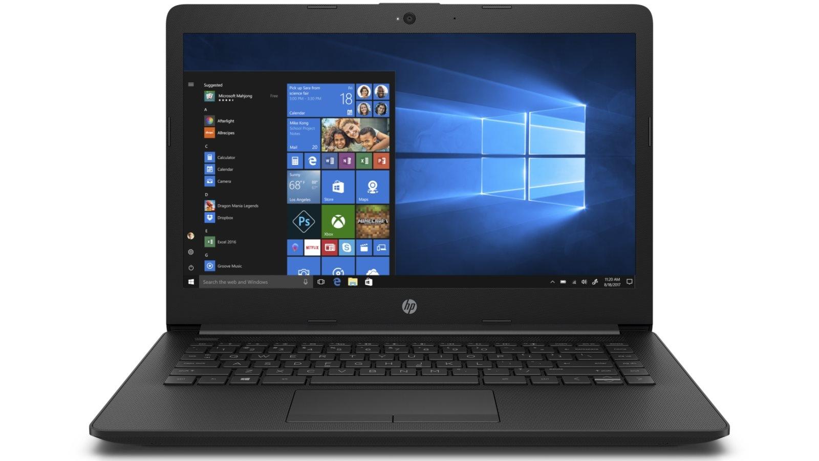 Buy Hp 14 Inch I5 10210u 8gb 256gb Ssd Laptop Harvey Norman Au