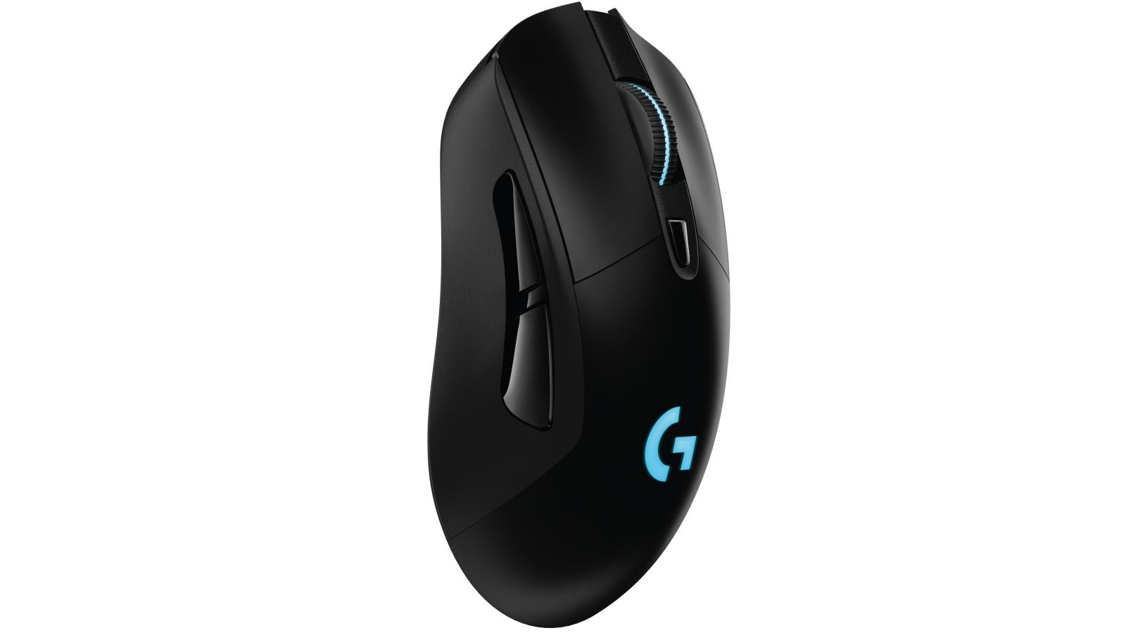 Buy Logitech G703 Lightspeed Wireless Gaming Mouse - Black | Harvey