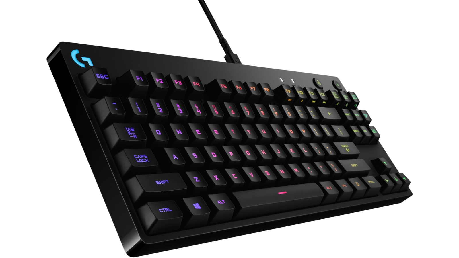 Logitech G Pro Mechanical Gaming Keyboard