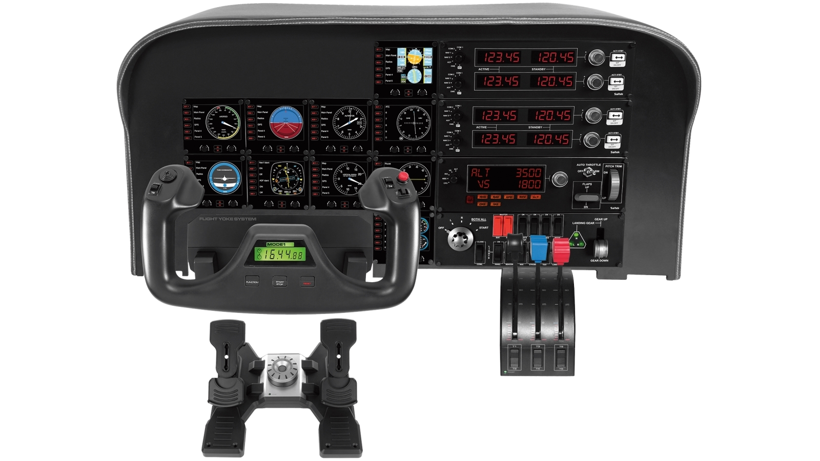 Logitech G Flight Instrument Panel